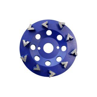 EFCO Diamant-Topfscheibe DT-P, Pfeilform