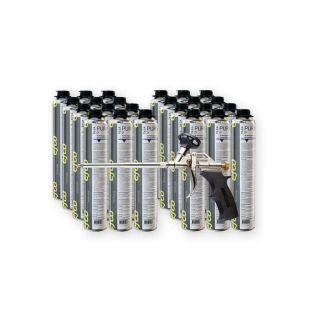 Schiuma di montaggio EFCO TILCA PUR M P 1C – sets in offerta