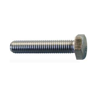 Sechskantschraube ohne Schaft DIN933, Stahl 8.8 verzinkt