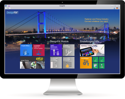 EFCO DesignFiX Bemessungssoftware