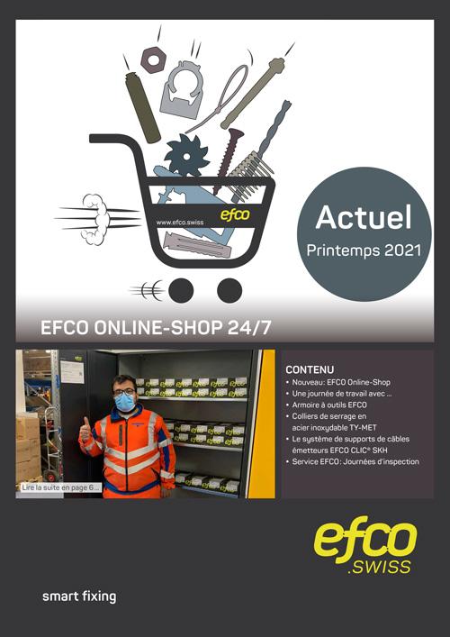 EFCO Actuel Printemps 2021