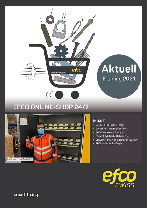 EFCO Aktuell Frühling 2021