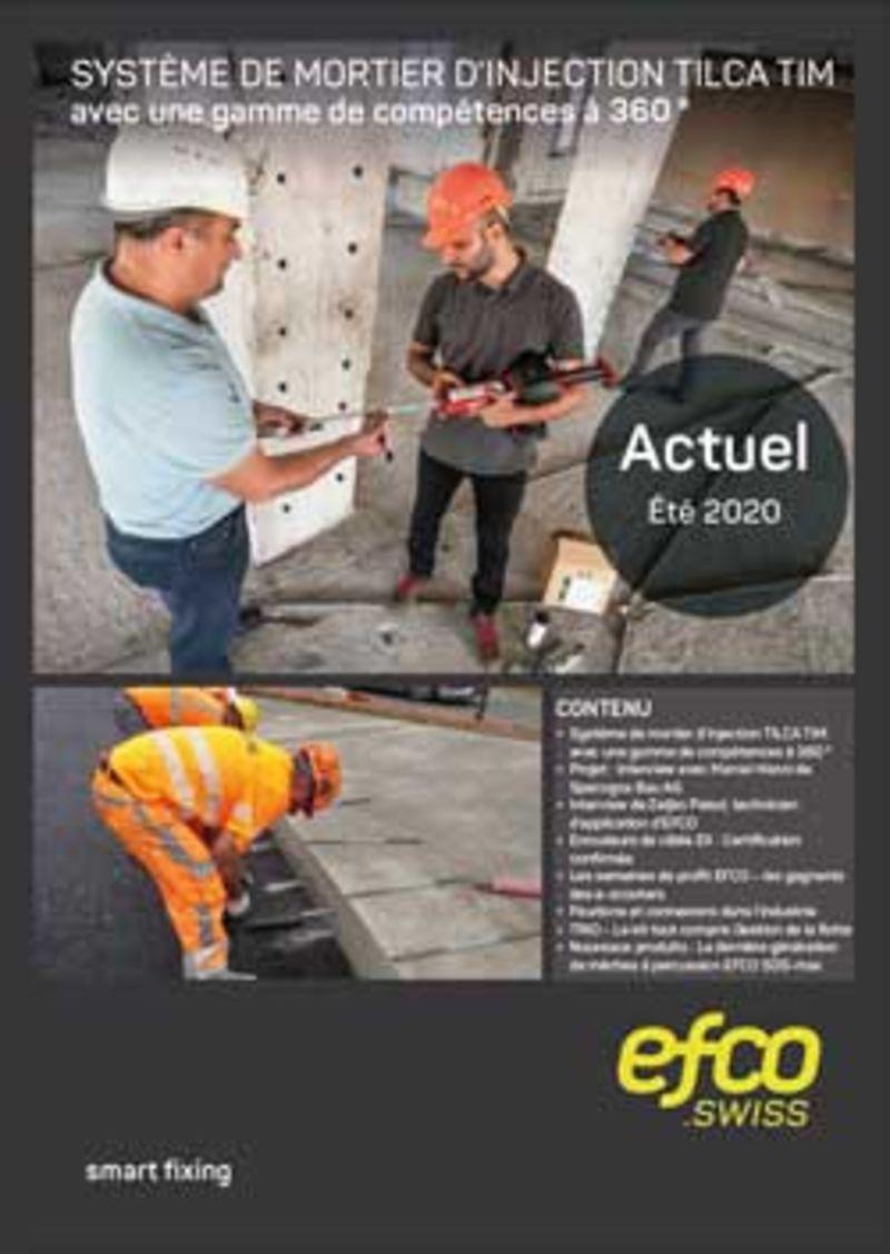 EFCO Aktuell Sommer 2020
